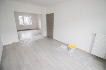Erstbezug nach Sanierung! Gemütliche Mietwohnung im 1.OG mit Balkon, 45127 Essen, Etagenwohnung