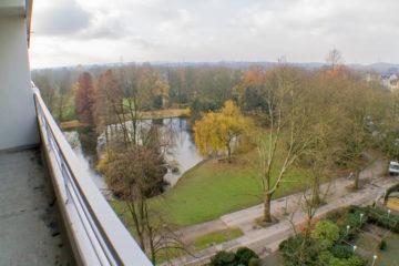 neues Bad | Schöne 2-Zimmer-Wohnung mit tollem Ausblick in der Maritim-Residenz, 45879 Gelsenkirchen, Etagenwohnung