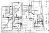 Gepflegtes Mehrfamilienhaus in Gelsenkirchen-Buer - Grundriss Ober- & Dachgeschoss
