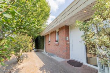 Freihstehendes Einfamilienhaus mit zwei Terrassen in Essen-Bredeney, 45133 Essen, Einfamilienhaus
