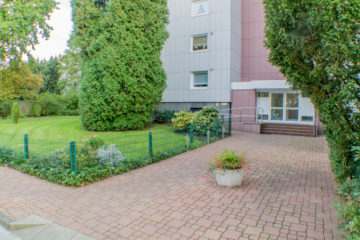 3,5 Zimmer Eigentumswohnung in sehr gepflegtem Mehrfamilienhaus zu verkaufen!, 45966 Gladbeck, Etagenwohnung