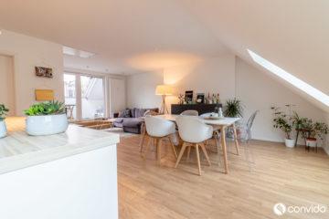Moderne & Gemütliche Wohnung in Essen mit offener Küche und zwei Bädern, 45128 Essen, Dachgeschosswohnung
