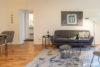 Erstbezug n.R. | Frisch renovierte 3-Zimmer-Wohnung sucht neue Eigentümer - Wohnzimmer