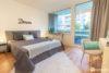 Erstbezug n.R. | Frisch renovierte 3-Zimmer-Wohnung sucht neue Eigentümer - Schlafzimmer
