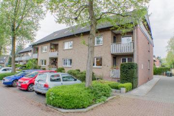 Hell und modern wohnen in netter Nachbarschaft, 47495 Rheinberg, Wohnung