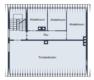 Gepflegtes Drei-Familienhaus mit Garten in attraktiver Lage von Bottrop - Grundriss Dachgeschoss