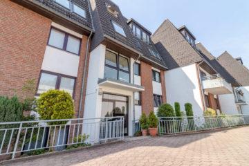 Modernes Bad & Blick ins Grüne | Sehr gepflegte 3-Zimmer Eigentumswohnung mit Balkon, 45257 Essen, Etagenwohnung