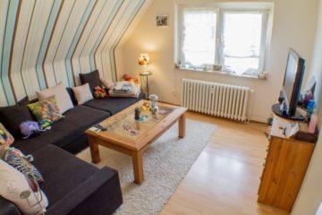 Vermietete Dachgeschosswohnung in Dortmund! Ca. 6,98 % Rendite | DK30, 44369 Dortmund, Renditeobjekt