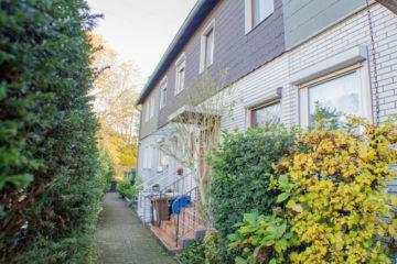 62 qm zzgl. DG! | Gemütliches Reihenmittelhaus in ruhiger und schöner Wohnlage!, 45143 Essen, Reihenmittelhaus
