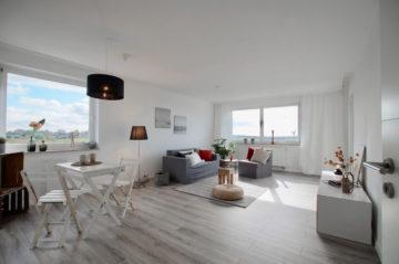 Familienwohnung mit Balkon und fantastischen Ausblick, 42113 Wuppertal, Etagenwohnung