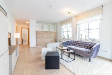 Möbliert | Hochwertige Mietwohnung inkl. Küche und einem großen Balkon, 44894 Bochum, Etagenwohnung