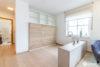 Möbliert | Hochwertige Mietwohnung inkl. Küche und einem großen Balkon - Wohnraum