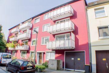 Gemütliche Wohnung inkl. Einbauküche und Balkon! | EK44, 45307 Essen, Etagenwohnung